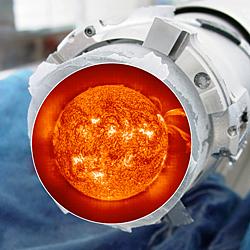 Sonnenaktivität im Eisbohrkern