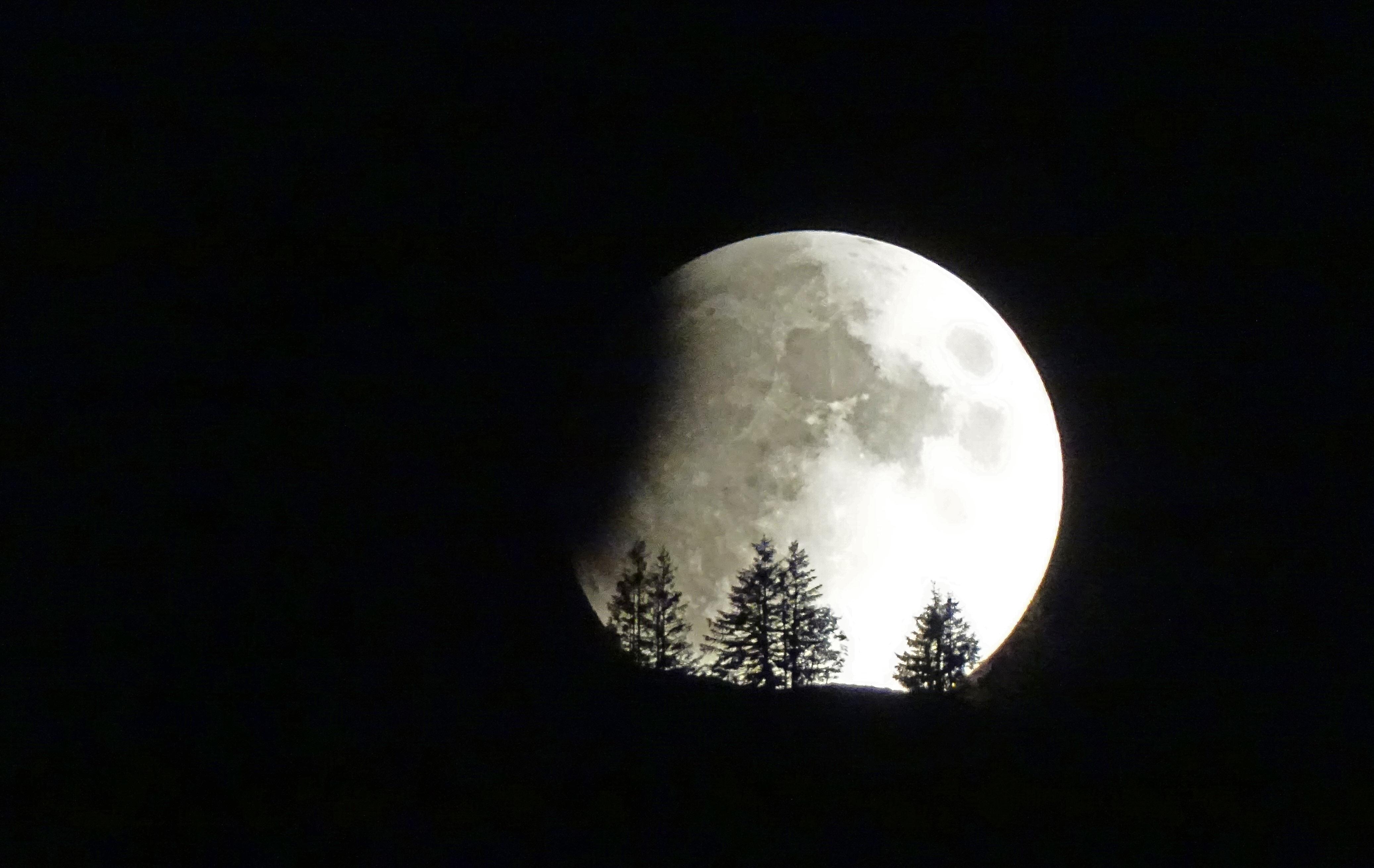 Mondfinsternis Juli 2019